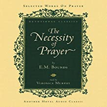 Necessity of Prayer