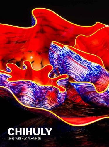Price comparison product image Chihuly 2018 Weekly Planner