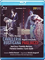Cavalleria Rusticana / Pagliacci [Blu-ray] [Import]