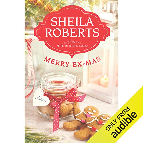 Merry Ex-Mas audiobook cover art