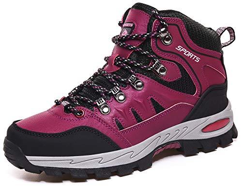 DimaiGlobal Chaussures de Randonnée Antidérapantes Trekking Promenades...