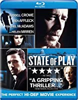 State of Play [Blu-ray] [Import]