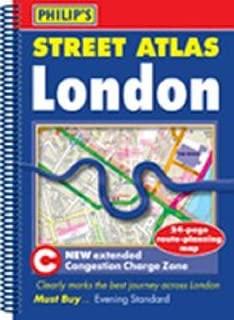 Philip's Street Atlas London (Philip's Street Atlases)
