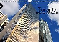 Toronto - Metropole in Ostkanada (Wandkalender 2022 DIN A4 quer): Die Weltstadt am Ontariosee (Monatskalender, 14 Seiten )