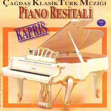 Piano Resitali, Vol. 1