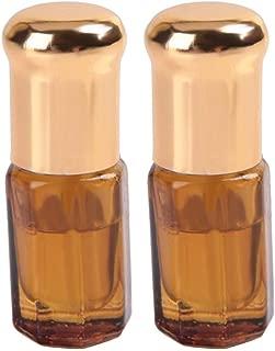 Gemston Refractometer Oil, 2 Bottles Refractive Index Fluid Oil 3ml Each 1.300-1.800 RI for Gem Refractometers Professional Gemstone Identification Tools