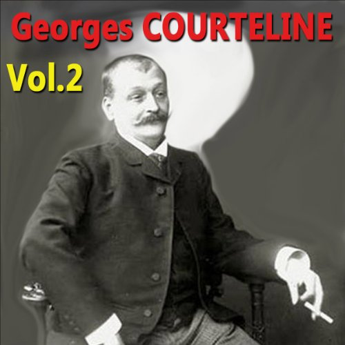 Couverture de Courteline - Volume 2