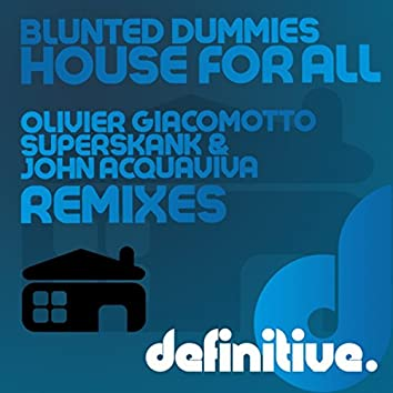 House For All (Remixes)