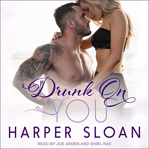 Drunk on You audiobook cover art