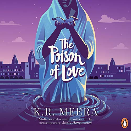 The Poison of Love audiobook cover art