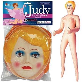 Loftus International Blow Up Judy Doll