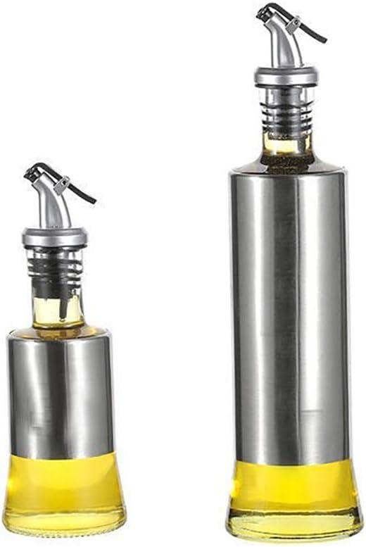 Olive Charlotte Mall Discount is also underway Oil Dispenser Bottle Modern Crue Glass Vinegar Cooking
