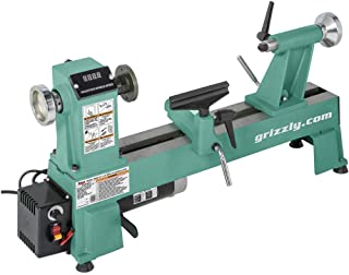 grizzly bench lathe