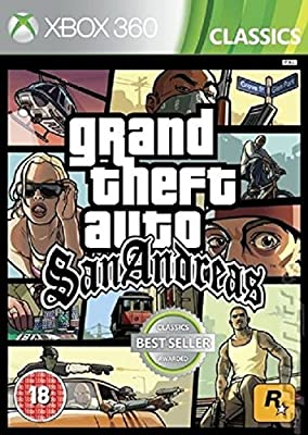GTA San Andreas (Xbox 360) by Rockstar