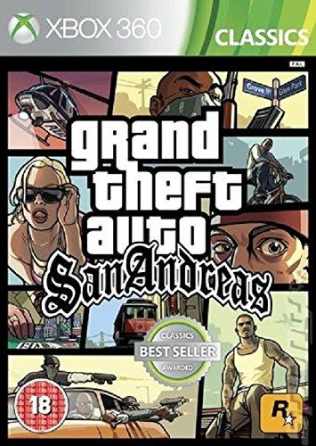 Gta San Andreas [Importación Inglesa]