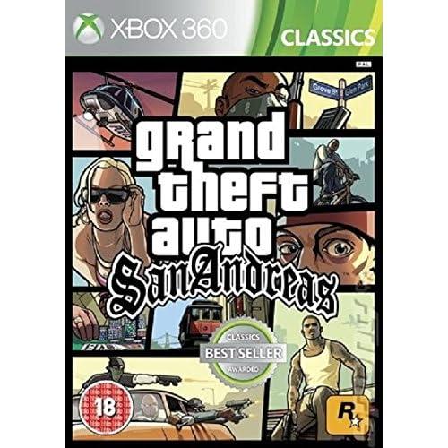 GTA San Andreas - Xbox 360