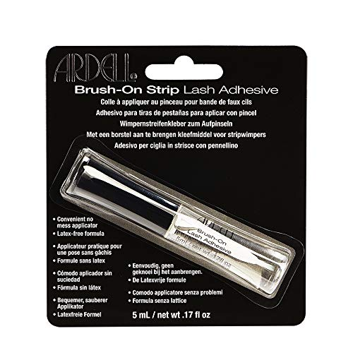 ARDELL Brush-on Lash Adhesive Latex-Free & Formaldehyde Free