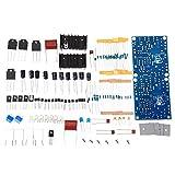 LTH-GD Relais HiFi MX50 SE 2.0 AMPLIFICATEUR DE Power Stereo Stereo 2X100W DIY KIT Board 2PCS commutateur de Relais WiFi