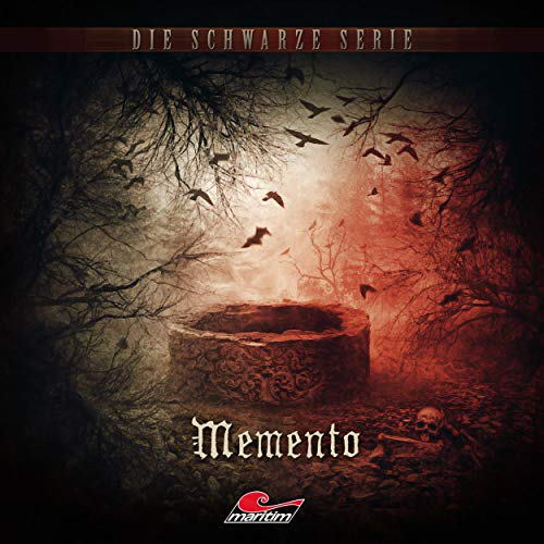 Memento audiobook cover art