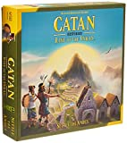 CATAN Histories: Rise of The Inkas Board Game   Family Board Game   Board Game for Adults and Family   Adventure Board Game   Ages 12+   for 3 to 4 Players   Made by Catan Studio