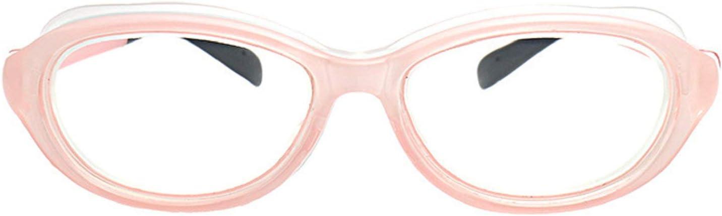 Clear Blue Light Blocking Glasses for Women Men,Safety Goggles,TR 90 Rectangle Glasses Frame Clear Lens,Non Prescription Eyewear UV400