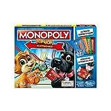 Monopoly- Junior Electronico (Versión Portuguesa) (Hasbro