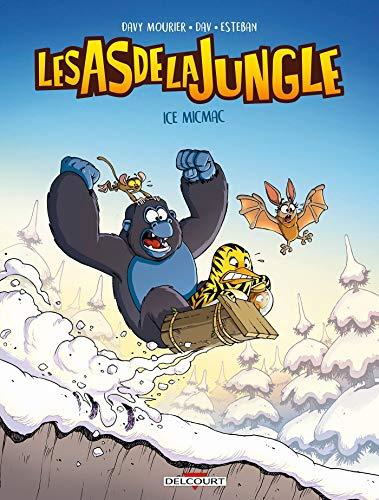 Les As de la jungle T02: Ice Micmac