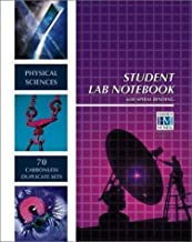 Physical Sciences Student Lab Notebook: 70 Carbonless Duplicate Sets N/A Edition by Hayden-McNeil Specialty Products published by Hayden-McNeil (2001)