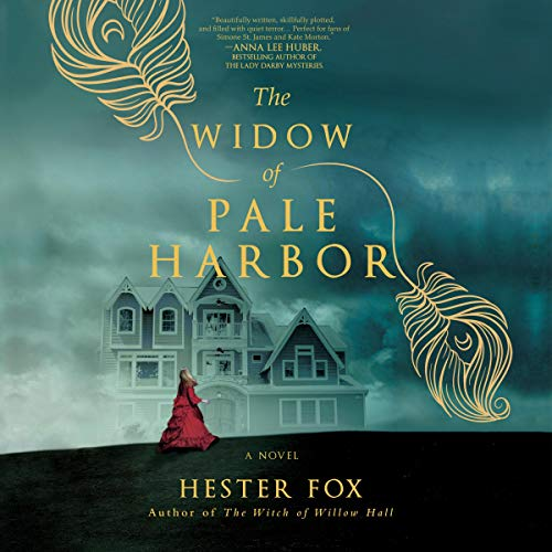 The Widow of Pale Harbor cover art