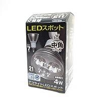 STE LEDスポット電球 中角 JS1107BB 電球色
