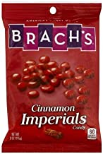 Brach's Cinnamon Imperials Candy 9 Oz Bag (Pack of 2 Bags) (18 Ounces Total Weight)