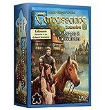 Carcassonne - Extension Auberges & Cathédrales - Asmodee - Jeu de société - Jeu de stratégie - Jeu de tuile