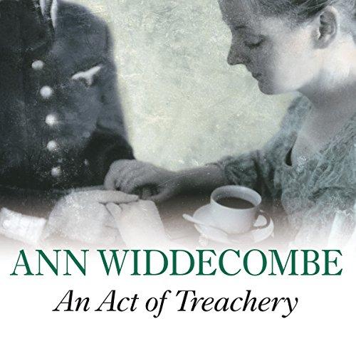 An Act of Treachery audiobook cover art
