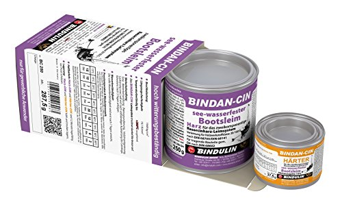 Bindacin Bootsleim, seewasserbeständig 250 g