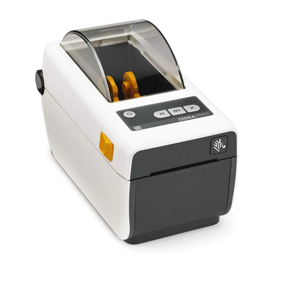 Zebra Technologies Recommended ZD41H22-D01W01EZ Printer OFFicial ZD410 Direct Therm