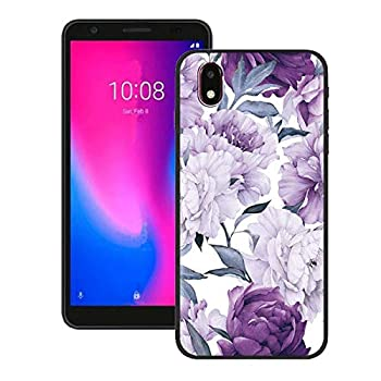 TTJ TPU Cover for ZTE Avid 579 Flexible Silicone Slim fit Soft Shell Cute Back Case Bumper Rubber Protective Case for ZTE Avid 579  5,45   - LLM28