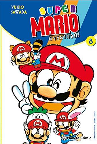 Super Mario nº 08: Aventuras (Manga Kodomo)