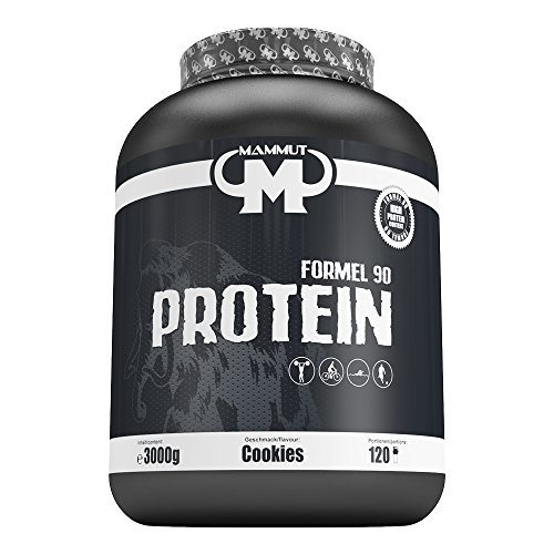 Mammut Formel 90 Protein, Cookies, 3000 g Dose