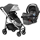 UPPAbaby Full-Size Cruz Infant Baby Stroller & MESA Car Seat...