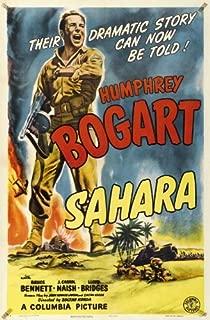Best sahara 1943 poster Reviews