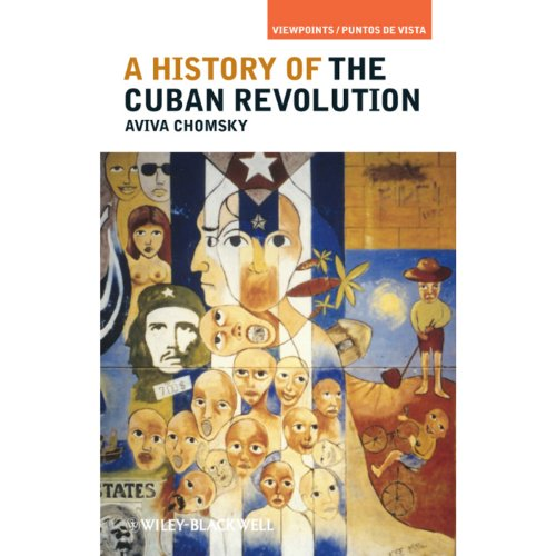 A History of the Cuban Revolution audiobook cover art