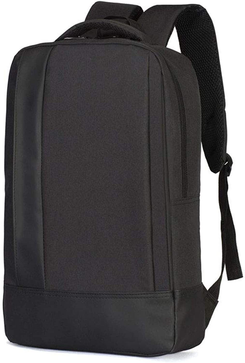 Laptop Bag Waterproof Backpack, Outdoor Travel Climbing Large Capacity Knapsack, Men's and Women's College Student Backpack, Business Casual Backpack (color   Black)
