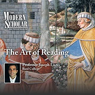 The Modern Scholar: The Art of Reading cover art