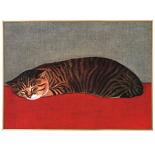 Cat Paintings, Homestay Decoration Paintings, Cute Cats Bedroom Decoration Wall Paintings, Pet Shop Paintings