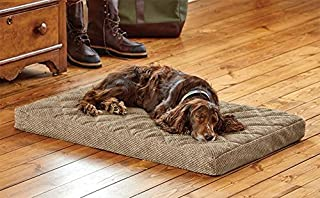 Orvis Memory Foam Platform Dog Bed/Medium Dogs 40-60 Lbs.