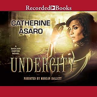 Undercity audiobook cover art