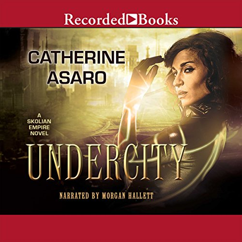Undercity audiobook cover art