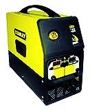 Stanley TOPMIG1800 Equipo de soldadurainverter para trabajos pesados, 2.7 W, 240 V, Amarillo y negro