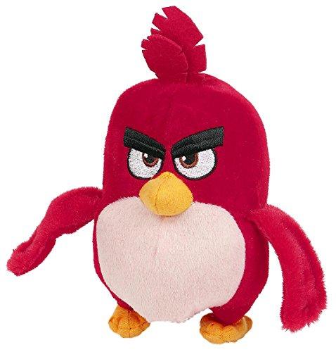Angry Birds Red Plüschfigur rot