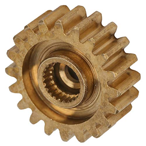Mothinessto 4305‑0025‑0020 Engranaje mecánico Profesional Mod 0.8 para requerir balanza Industrial